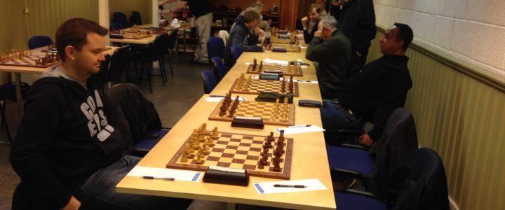 Østlandsserien 1. runde