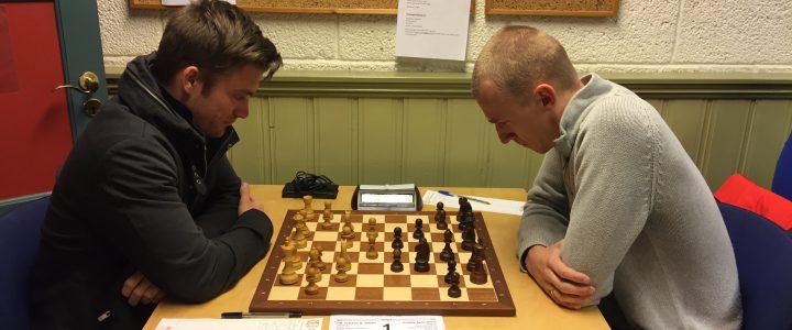 Nilsen og Marosevic vinnere i Klubbmesterskapet!
