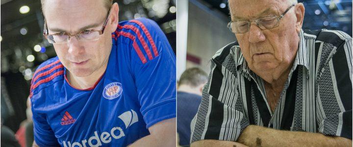 To andreplasser, 4. og 5. plass til Stjernen i sjakk-NM