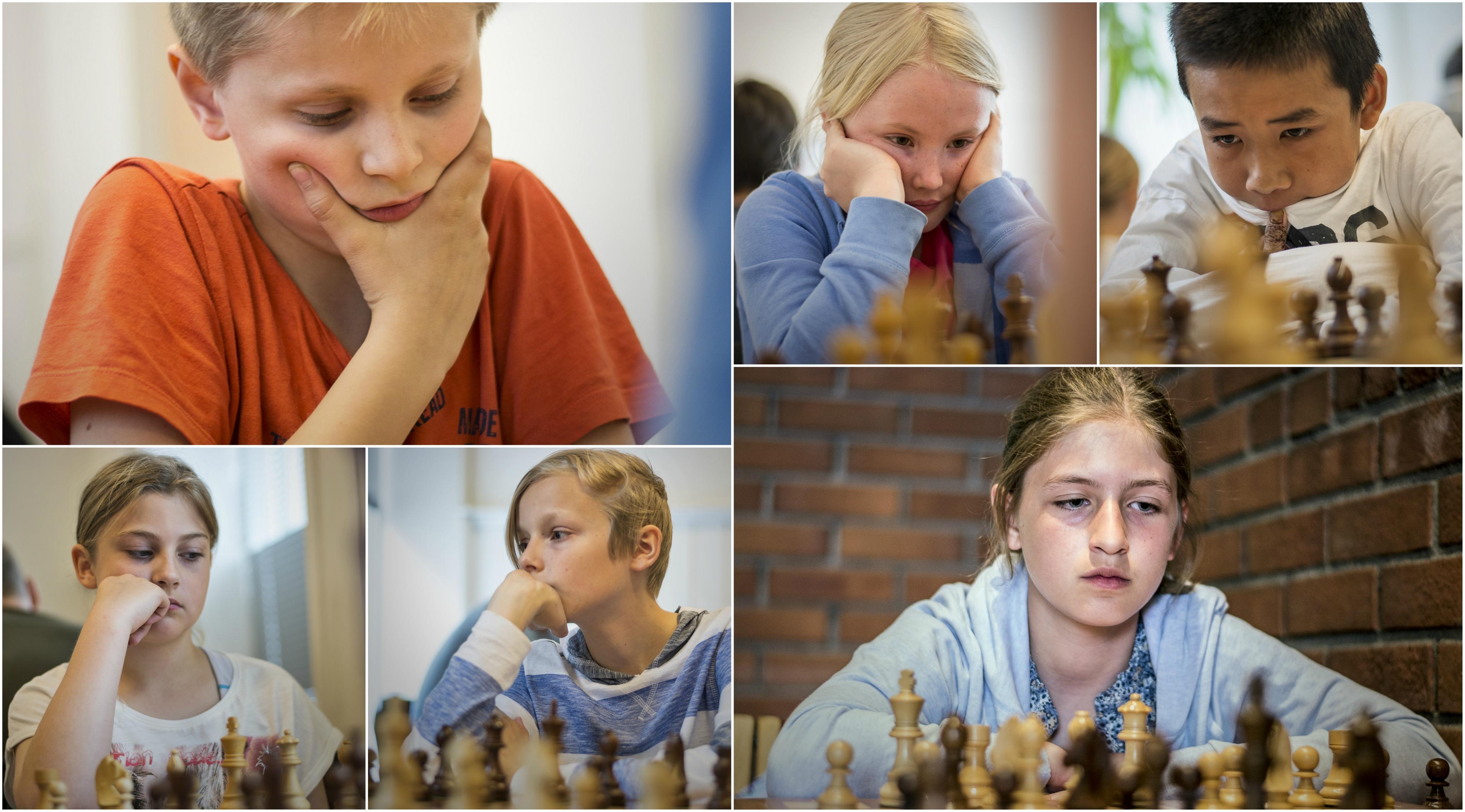 Sjakk for barn og ungdom
