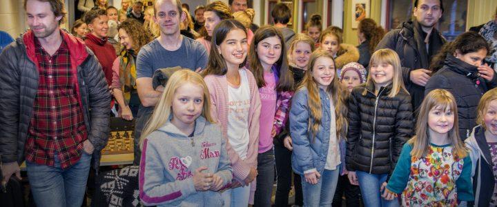 7 nye Oslo-mestere kåret i rekordstort OM for jenter og kvinner