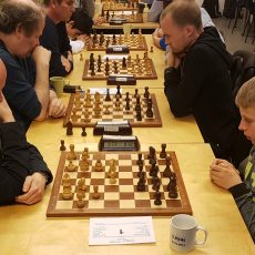 Hurtigligaen (12) – Bertil vant igjen