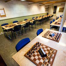 Sjakklubben Stjernen holder stengt ut mars!