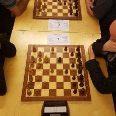 Hurtigligaen, runde 4 – Bertil til topps