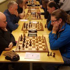 Hurtigligaen, runde 10 – Bertil og Pål gruppevinnere